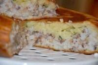 Як приготувати пиріг з консервованою рибою в мультиварці - рецепт