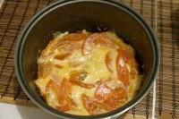 Як приготувати пиріг з моцарелою - рецепт
