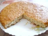 Як приготувати пиріг з вівсяними пластівцями - рецепт