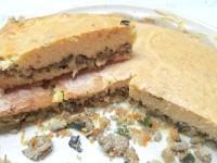 Як приготувати пиріг з печінкою - рецепт