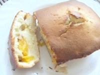 Як приготувати пиріг з персиковою начинкою на швидку руку - рецепт