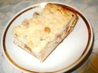 Як приготувати пиріг з рисом яблуком і родзинками - рецепт
