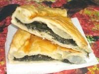 Як приготувати пиріг з щавлем з листкового тіста - рецепт