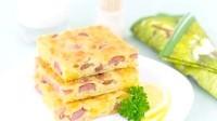 Як приготувати пиріг з сосисками і сиром - рецепт