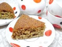 Як приготувати пиріг з варенням і вівсянкою в мультиварці - рецепт