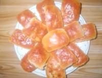 Як приготувати пиріжки з дріжджового тіста з яблуками - рецепт
