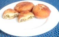 Як приготувати пиріжки з яловичим легким - рецепт