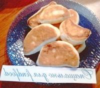 Як приготувати пиріжки з яблучним повидлом - рецепт