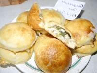 Як приготувати пиріжки з куркою і грибами - рецепт