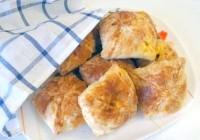 Як приготувати пиріжки з перепелиними яйцями - рецепт