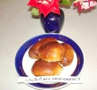 Як приготувати пиріжки з персиком - рецепт
