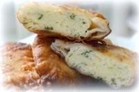 Як приготувати пиріжки з солоним сиром - рецепт