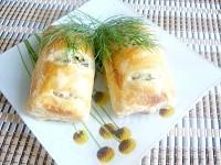 Як приготувати пиріжки з сиром і зеленню - рецепт