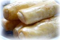 Як приготувати пиріжки сигари з капустою - рецепт