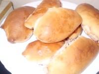 Як приготувати пиріжки ласуни з готового тіста - рецепт