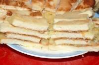 Як приготувати тістечко з лимоном і згущеним молоком - рецепт