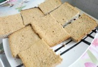 Як приготувати тістечка з зеленого чаю - рецепт
