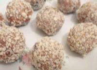 Як приготувати тістечка з горіхами і сухофруктами - рецепт