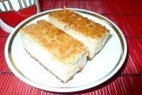 Як приготувати пиріжок манно-вівсяний - рецепт