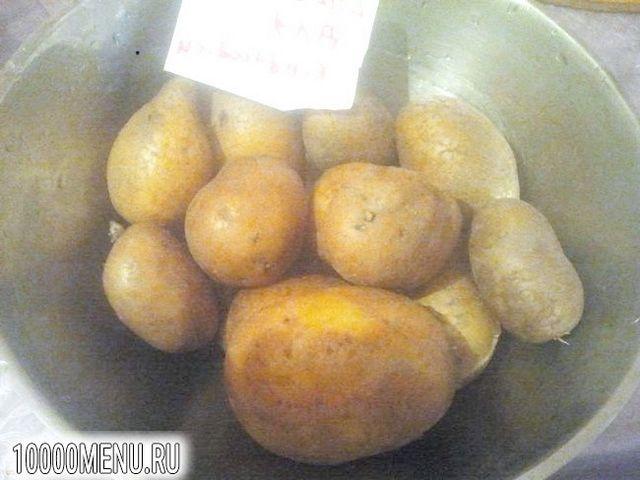 Фото - Поджарістая картопля в мультиварці - фото 1 кроку