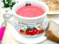 Як приготувати польський червоний борщ - рецепт