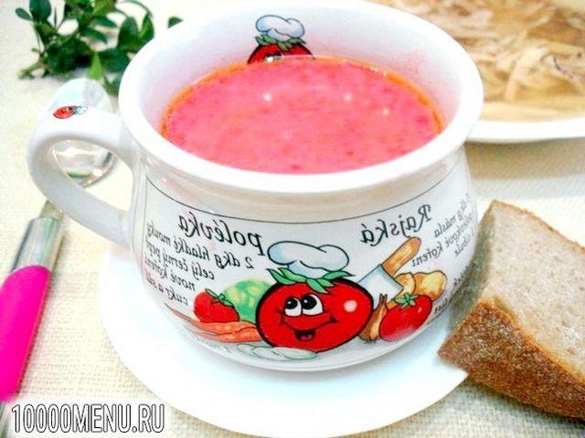 Фото - Польський червоний борщ - фото 13 кроку