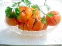 Як приготувати помідори бурі закусочні - рецепт