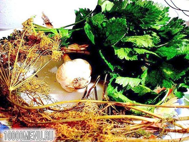 Фото - Помідори мариновані закусочні - фото 3 кроки