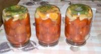 Як приготувати помідори по-грузинськи - рецепт