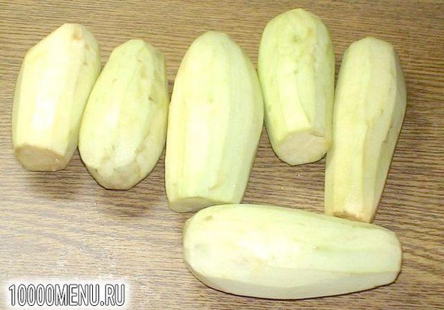 Фото - Помідори з баклажанами консервовані - фото 1 кроку