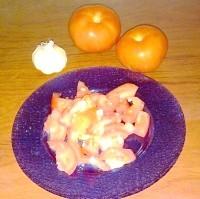 Як приготувати помідори з часником - рецепт