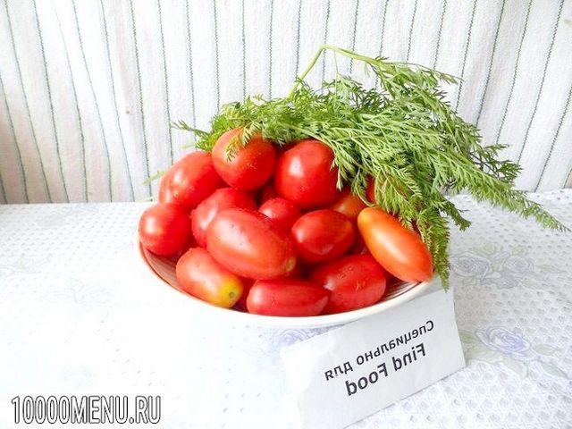 Фото - Помідори з морквяної бадиллям - фото 1 кроку