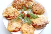Як приготувати помідори в сирній скоринці - рецепт