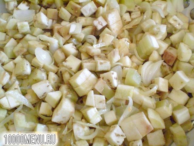 Фото - Помідори запечені з баклажанами - фото 5 кроку