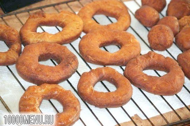 Фото - Пончики а-ля донатси - фото 8 кроку