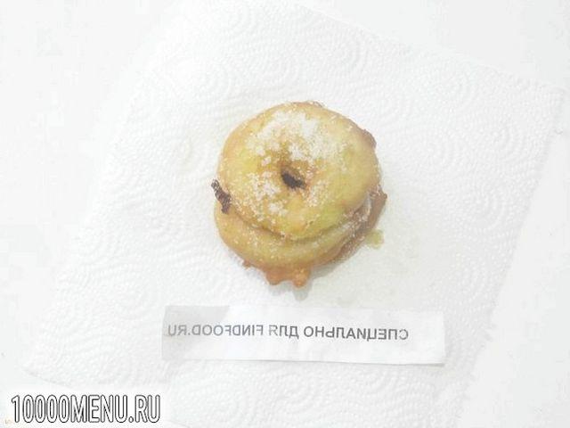 Фото - Пончики яблучні - фото 10 кроку