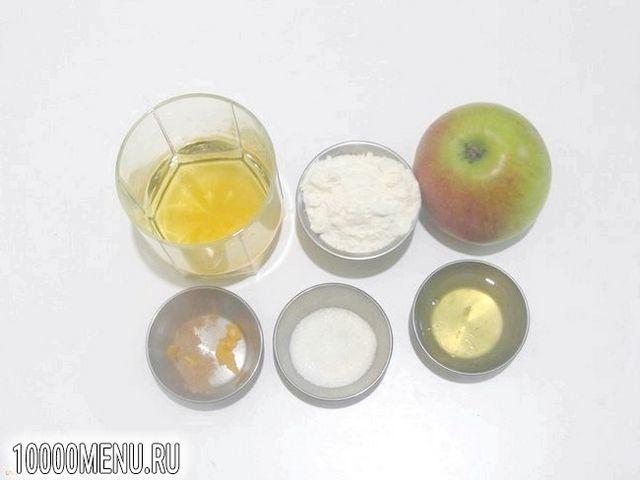 Фото - Пончики яблучні - фото 1 кроку
