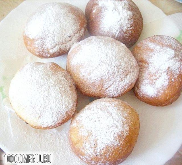 Фото - Пончики зі згущеним молоком - фото 7 кроку