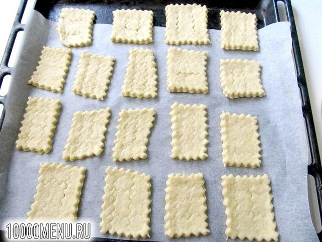 Фото - Пісне яблучне печиво - фото 10 кроку