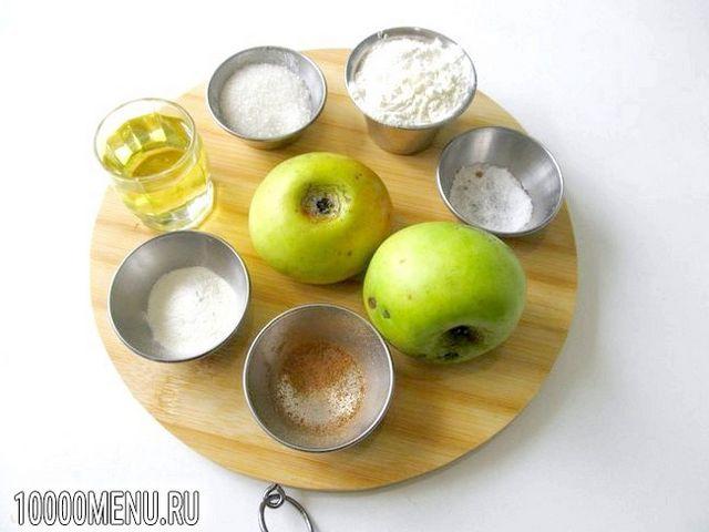 Фото - Пісне яблучне печиво - фото 1 кроку