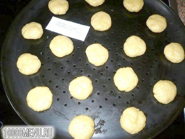 Фото - Пісне кукурудзяна печиво - фото 5 кроку