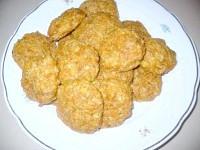 Як приготувати пісне морквяне печиво - рецепт