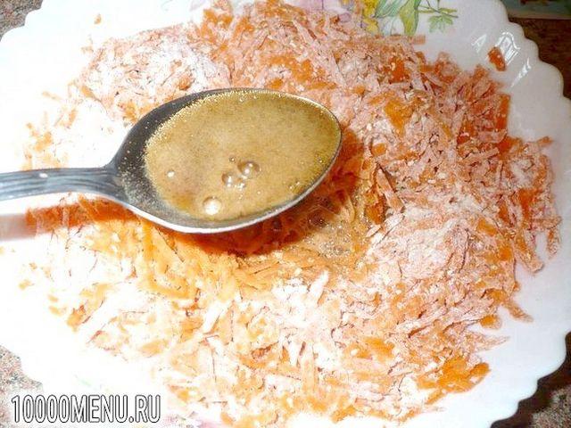 Фото - Пісне морквяне печиво - фото 4 кроки