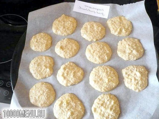 Фото - Пісне вівсяне печиво з апельсином - фото 7 кроку