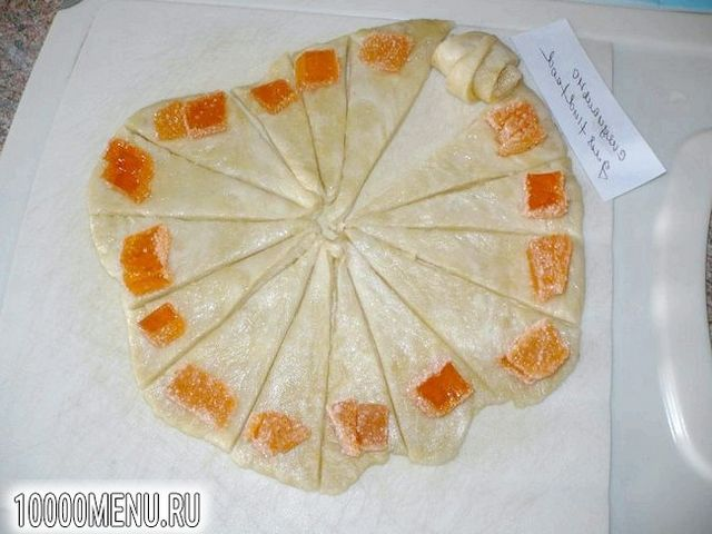 Фото - Пісне печиво з мармеладом - фото 10 кроку
