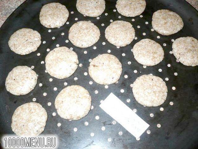 Фото - Пісне печиво з висівками - фото 4 кроки
