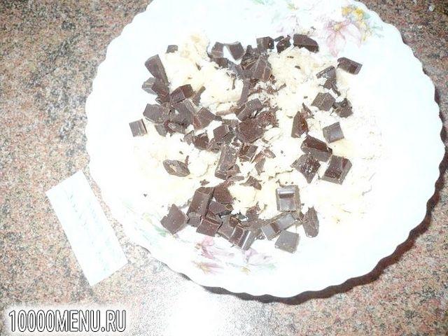 Фото - Пісне печиво з шоколадом - фото 4 кроки