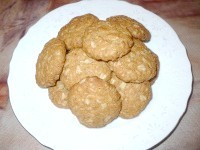 Як приготувати пісне розсипчасте печиво з вівсяними пластівцями - рецепт