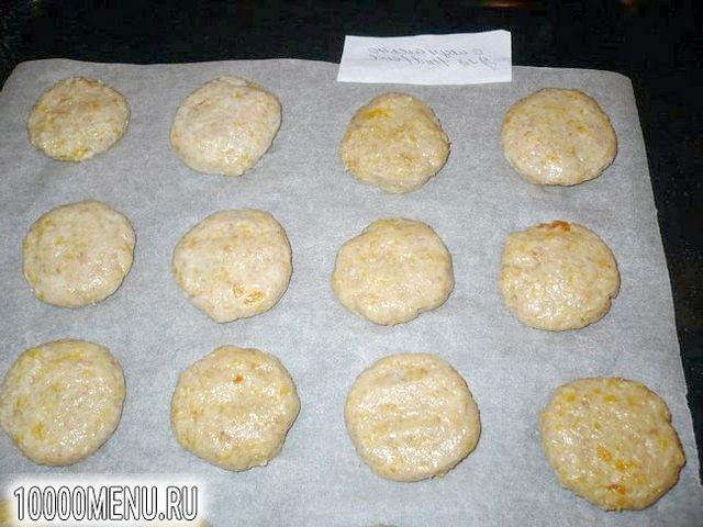 Фото - Пісне гарбузове печиво - фото 6 кроку