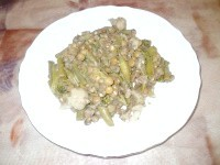 Як приготувати пісну сочевицю з овочами - рецепт